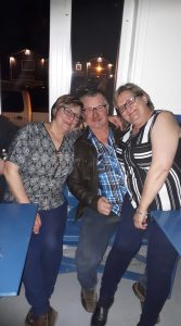 Patsy (Housekeeping Employee), George (Handyman) & Pam (Housekeeping Employee)